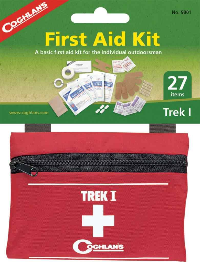 Trek 1 First Aid Kit -